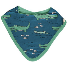 Meyadey (Maxomorra) slab/bib dribble Crocodile Water
