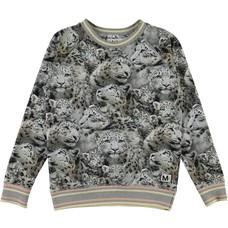 Molo shirt Winter Leopards