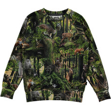 Molo shirt Forest Life Romeo