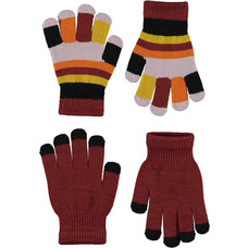 Molo gloves Rosewood (2 pairs)
