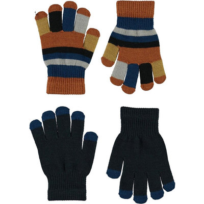 Molo gloves Carbon (2 pairs)