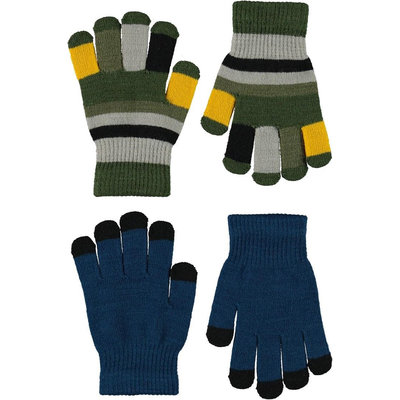 Molo gloves Sea (2 pairs)