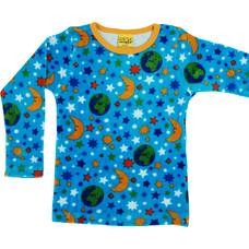 Duns Sweden shirt velours Mother Earth