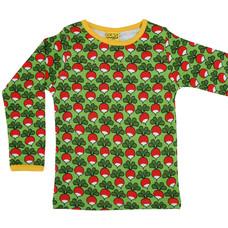 Duns Sweden shirt ls Radish foliage