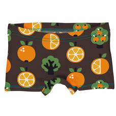 Maxomorra boxer (girl) Orange