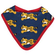 Maxomorra bib / bib dribble Cheetah