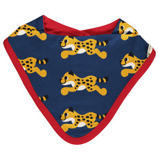 Maxomorra slab / bib dribble Cheetah