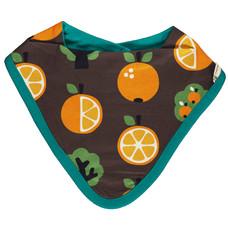 Maxomorra slab /bib dribble Orange
