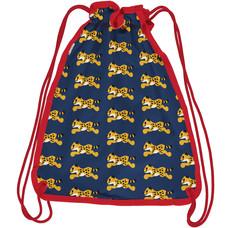 Maxomorra gym/swim bag Cheetah