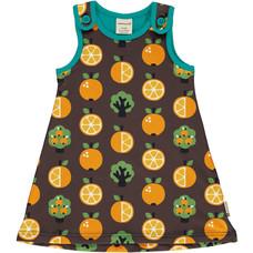 Maxomorra playdress Orange