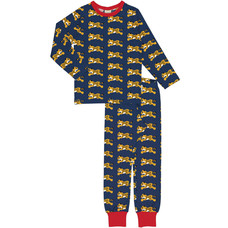 Maxomorra pajama set Cheetah