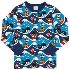 Maxomorra shirt Ocean