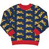 Maxomorra sweatshirt Cheetah