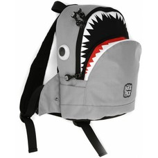 Pick & Pack Shark gray backpack
