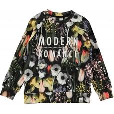 Molo sweater Soft Botanic