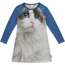 WILD Dress Cat Eyes