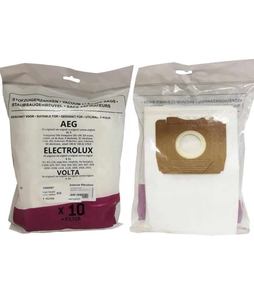 AEG Gr. 5 / ELECTROLUX E51 / Xio intense filtration
