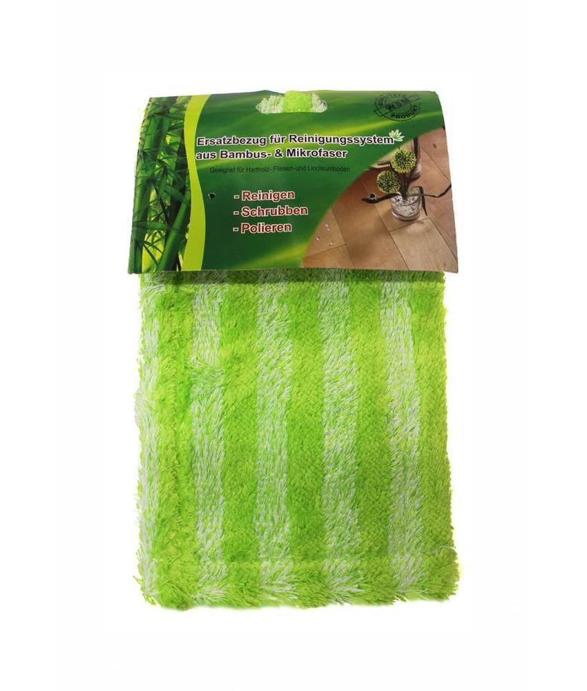 Microvezel / Bamboe vloer mop 40 cm.