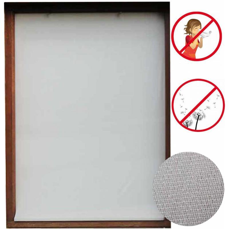 Vliegengaas Anti - Pollen 150x180cm Wit