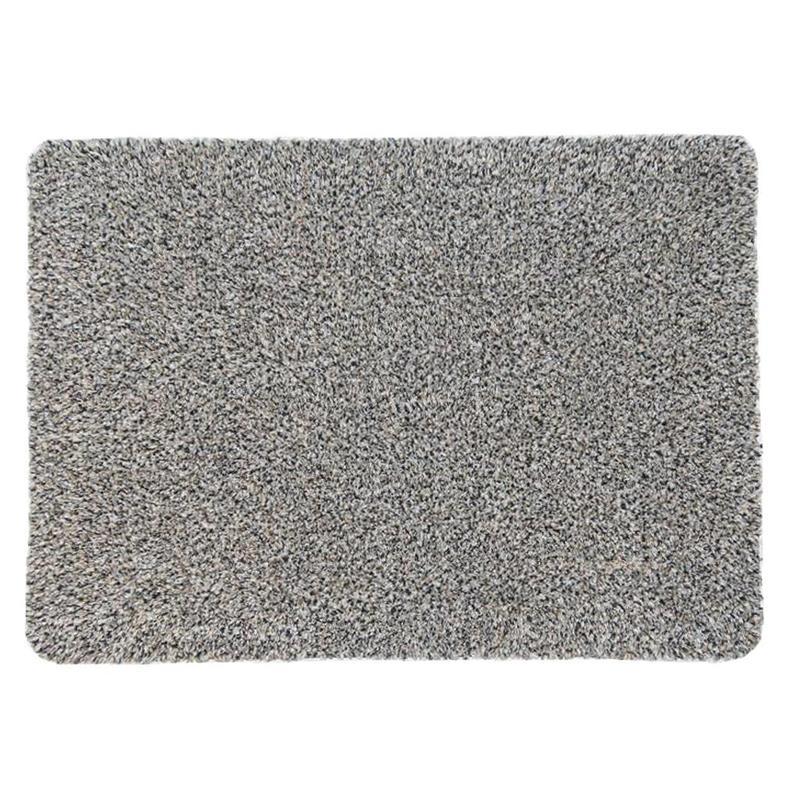 Wasbare droogloopmat Beige 40 x 55 cm.