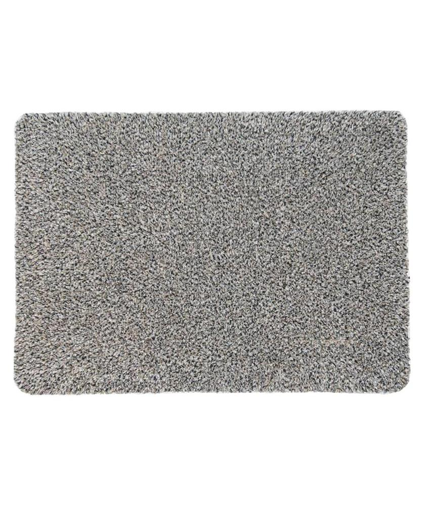 Wasbare droogloopmat Beige 45 x 65 cm.