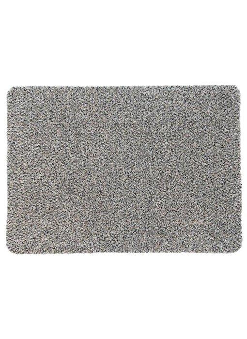 Wasbare droogloopmat Beige 50 x 75 cm.
