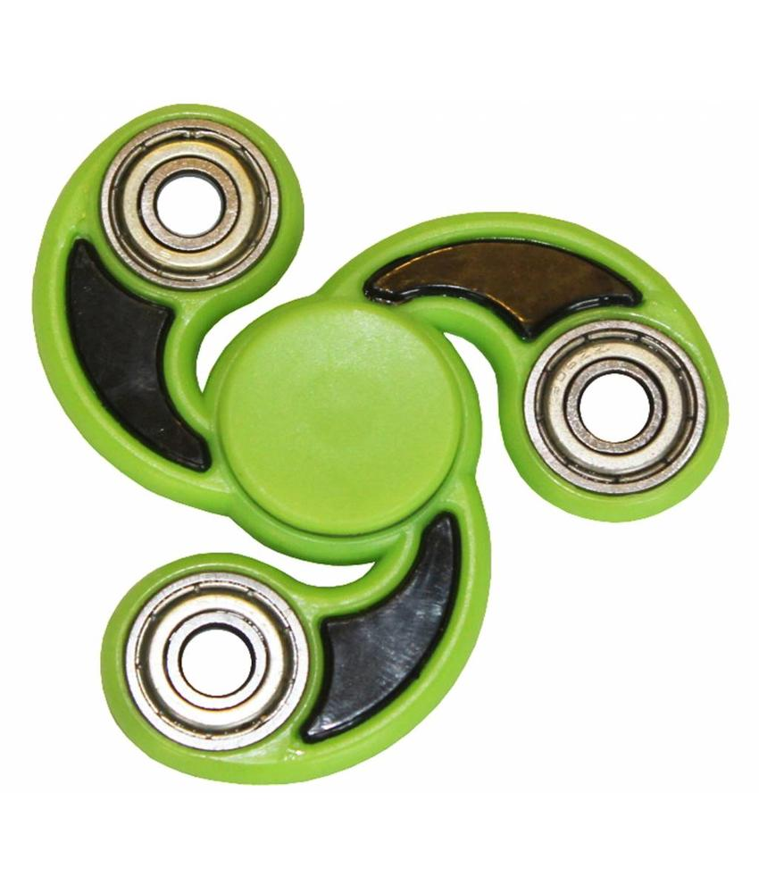 Hand spinner Ninja Groen