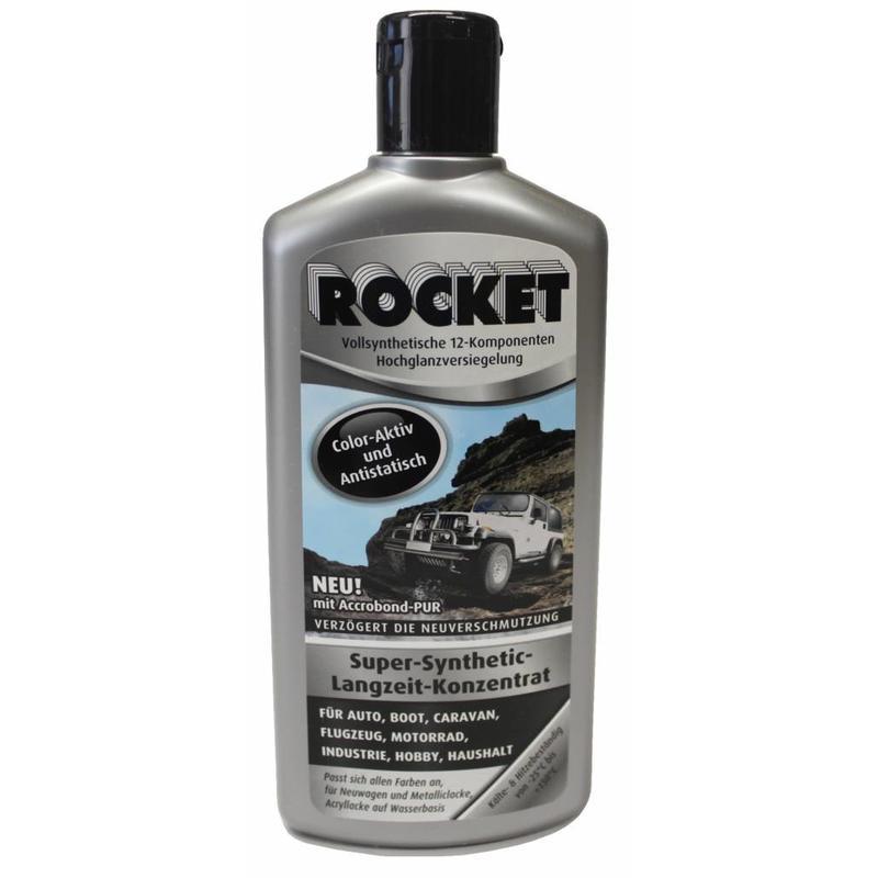 Rocket Auto Polish 500 ml.