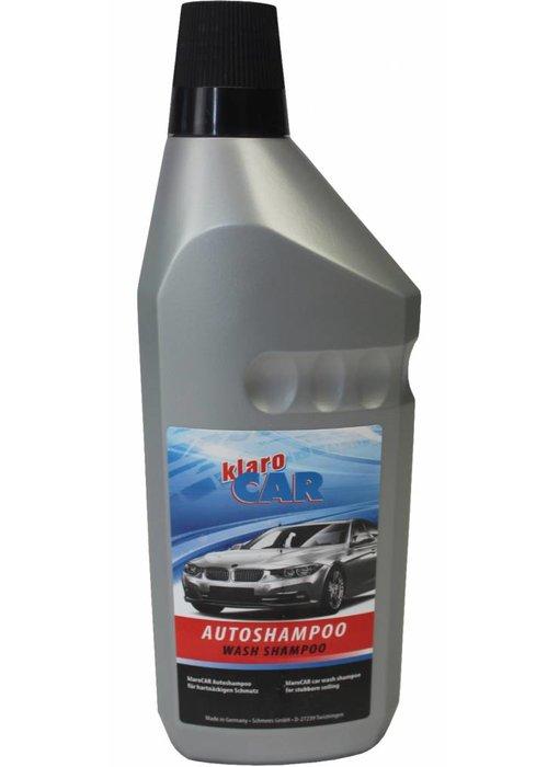 Klaro Car Auto shampoo 1000 ml.