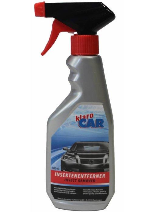 Klaro Car Insect Remover 500 ml.