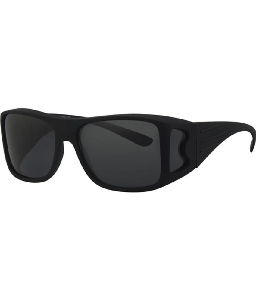 Revex Overzet Zonnebril rubber touch , matt black