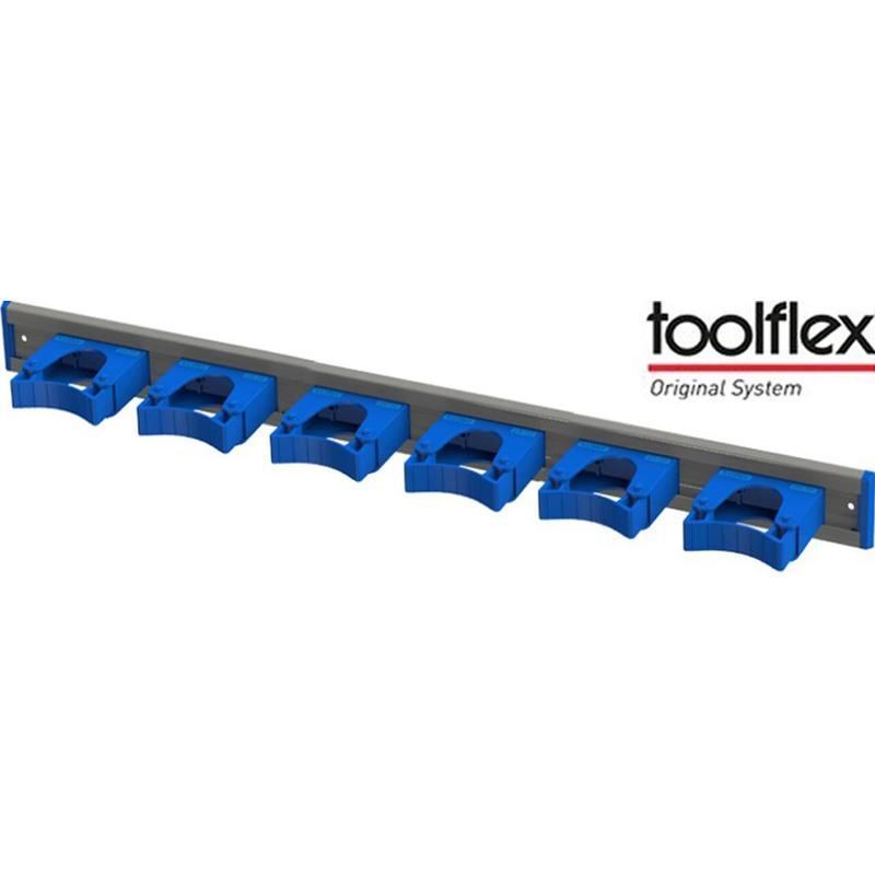 Toolflex ophangsysteem 90cm. incl. 6 houders