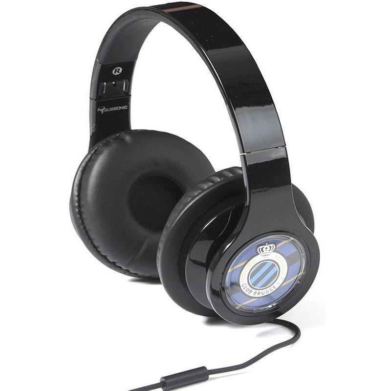 Stereo hoofdtelefoon Club Brugge