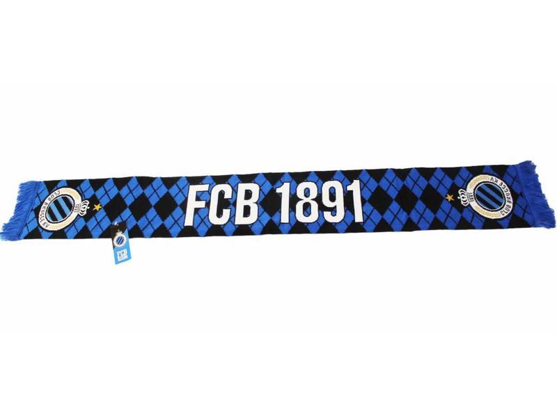 Supporterssjaal Club Brugge 1891