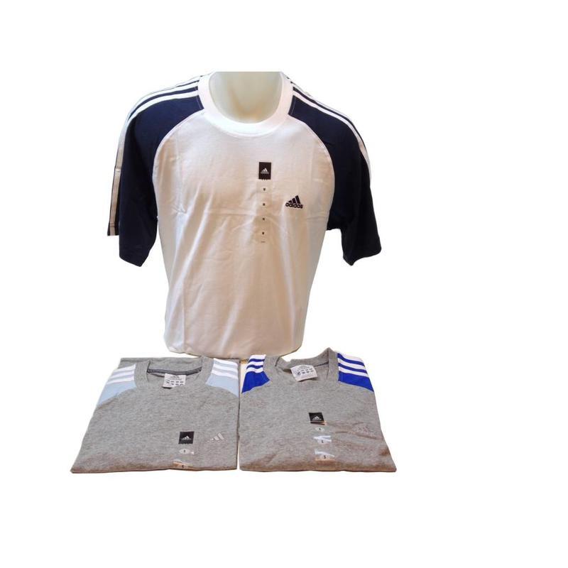 Adidas T-shirt 3 streep breed