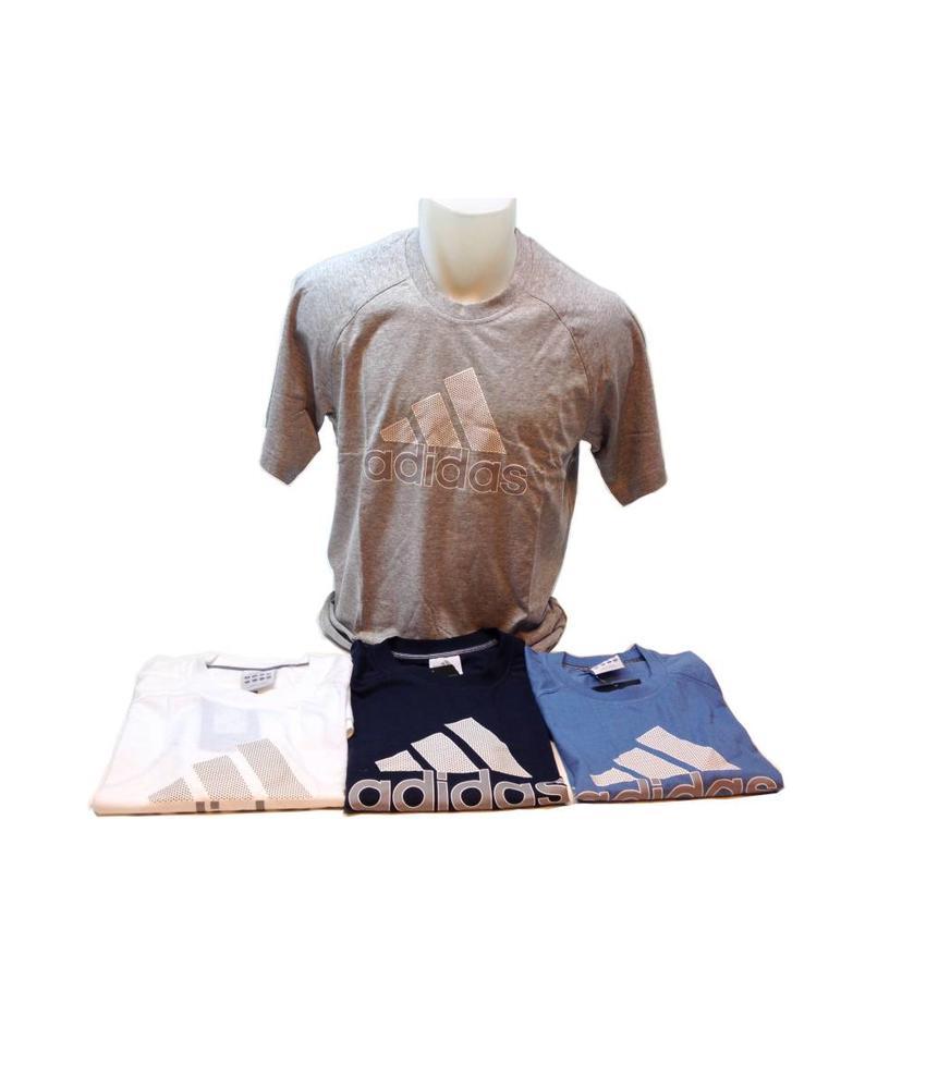 Adidas T-shirt 3 streep