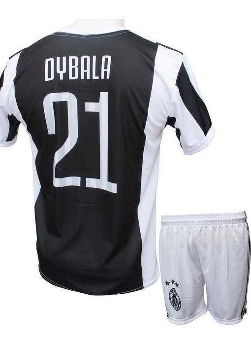 "Voetbaltenue Dybala 2017-2018 ""Thuis"""