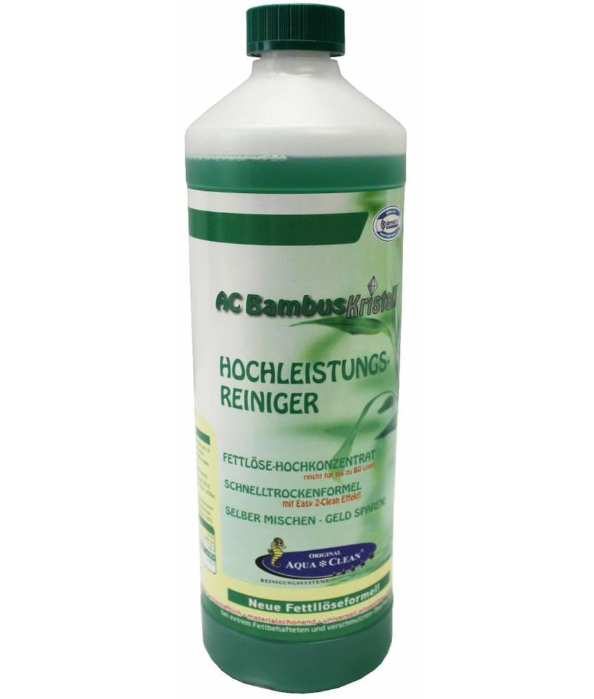 Bambus Kristall high-performance cleaner 1 L.