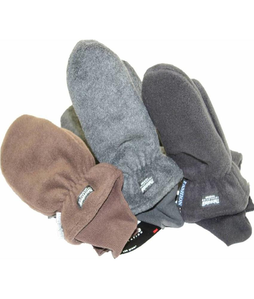 Dames Wanten Dubbel Fleece /Thinsulate