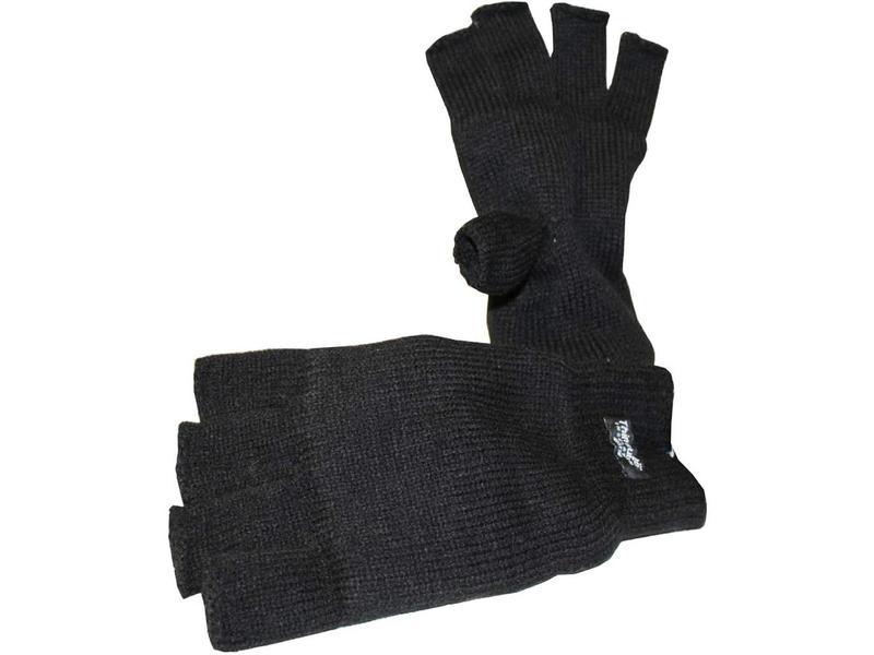 handschoenen zonder vingers voor heren in thinsulate - megatip.be