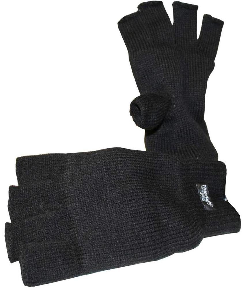 Handschoenen zonder vingers voor Heren in Thinsulate