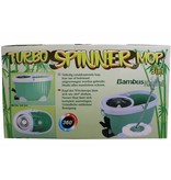 Spinner Mop Turbo Bambus Kristall