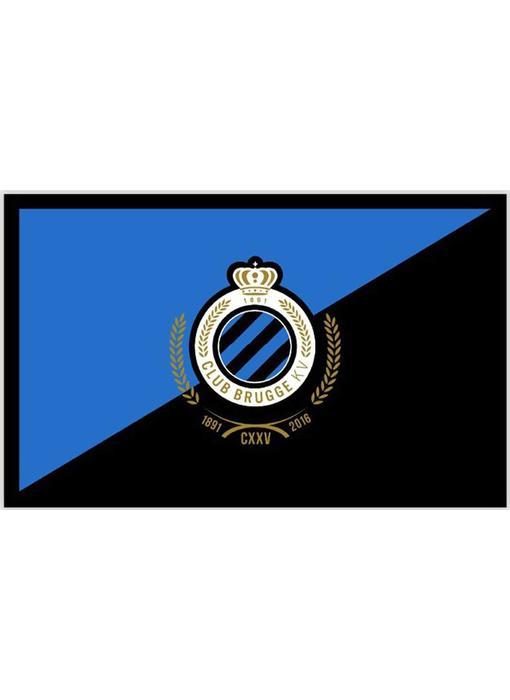 Deurmat met logo Club Brugge 50 x 80 cm.