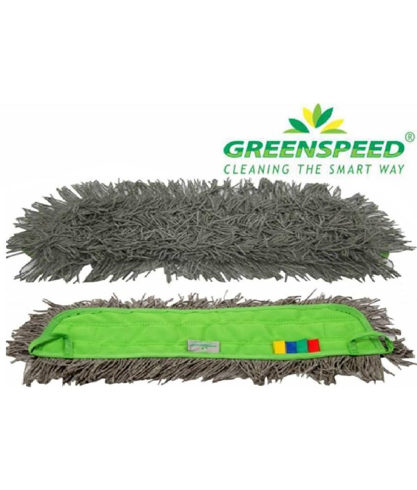 Greenspeed Microvezelmop Allround Click'M systeem