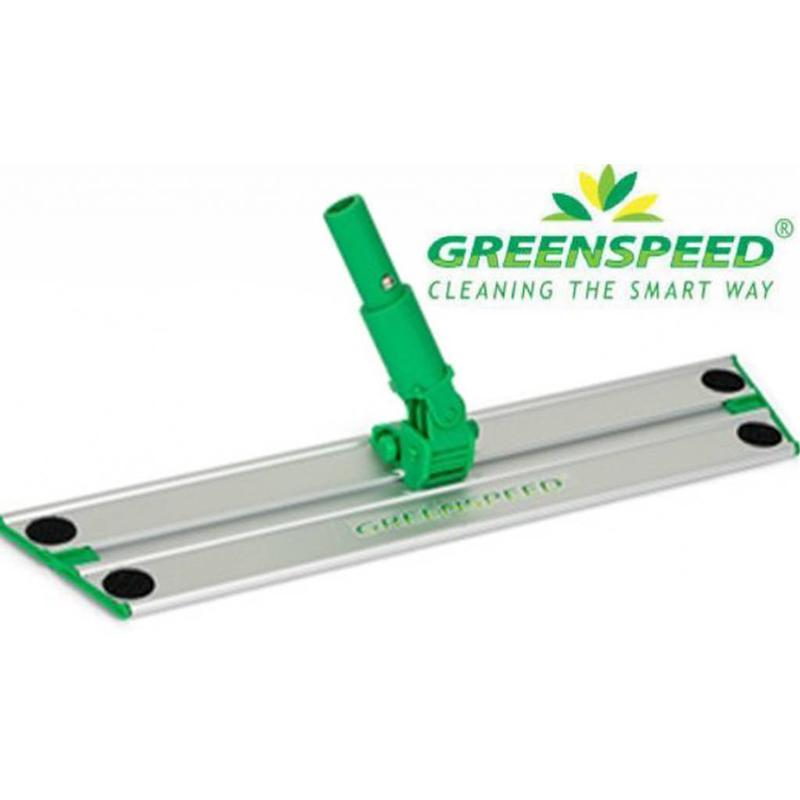 Greenspeed Aluminium Velcro frame multilink - 40 cm