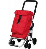 Playmarket Go Up Boodschappentrolley Red