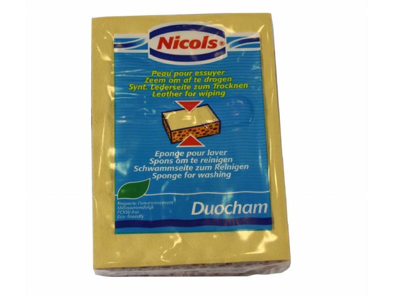 Nicols Spons Duocham met zeem