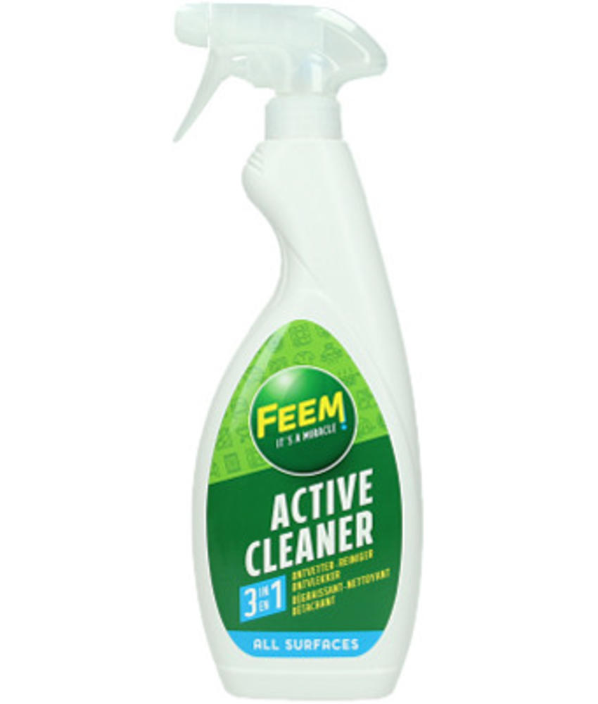 Feem Active Cleaner 500 ml.  Spray