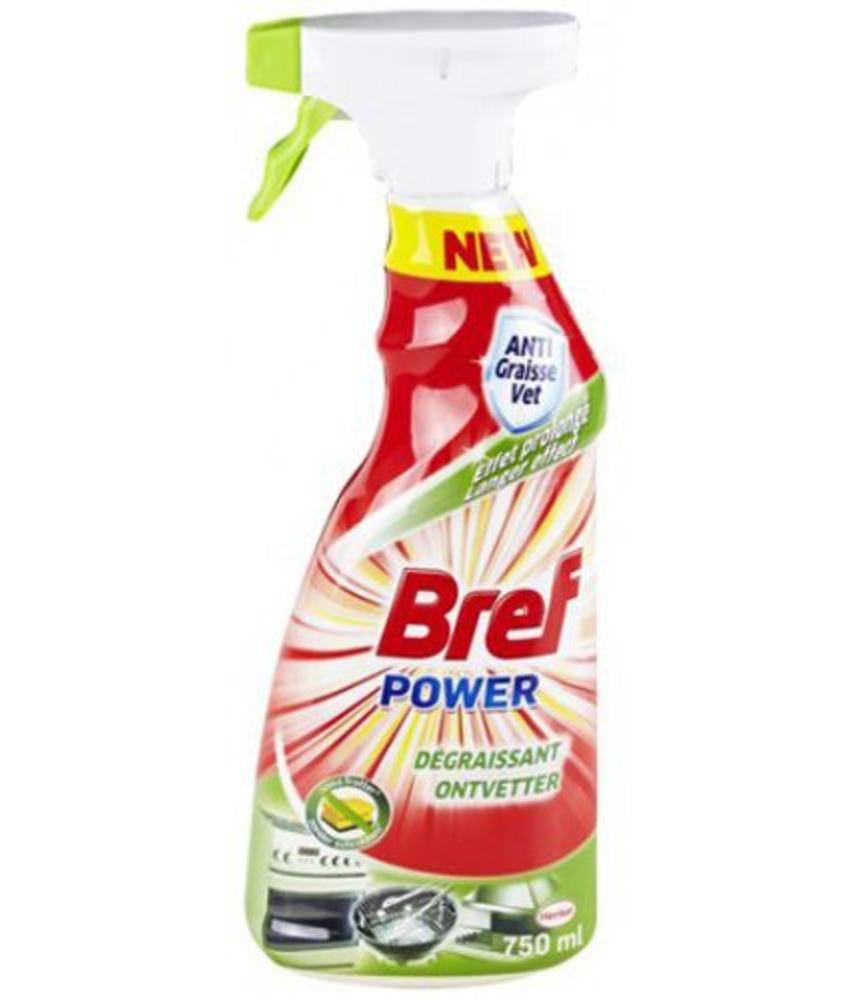 Bref Power ontvetter spray 750ml