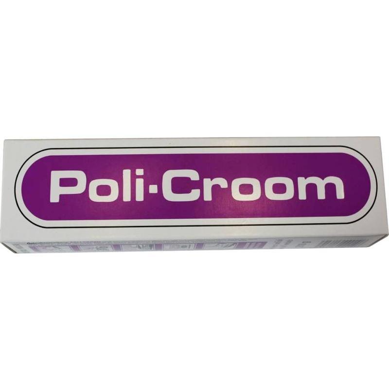 Poli-Croom Metal polisch